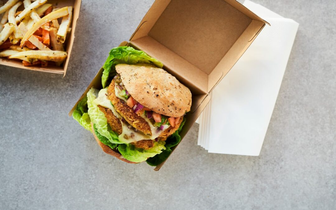 Den perfekte Nacho Burger