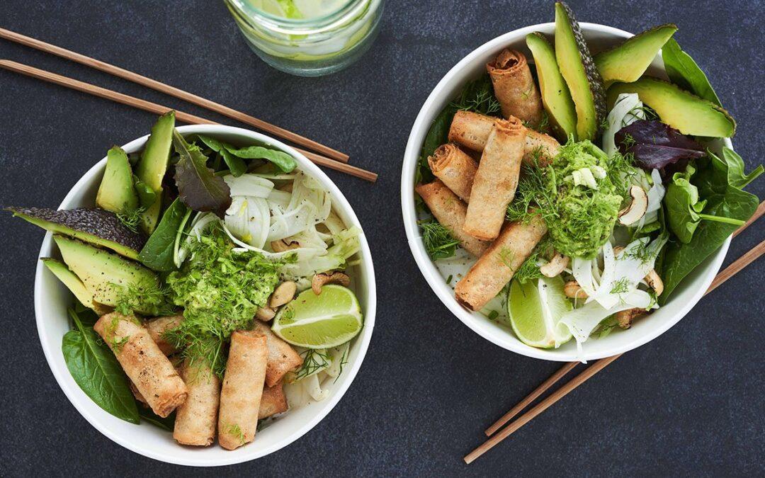 Van Choy Mini med oksekød